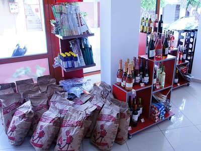 """Мясной магазин """"Дева"""": принадлежности для гриля и барбекю"""